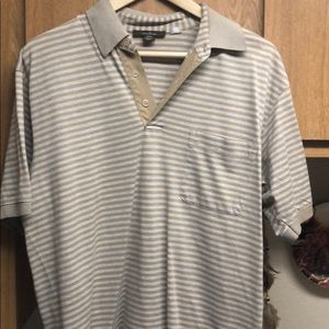 Ermenegildo Zegna Striped Polo 👕
